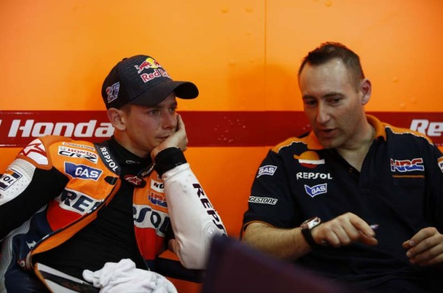 MotoGP: Engine Failure Sidelines Honda Riders at Sepang honda sepang test 2 motogp 635x421