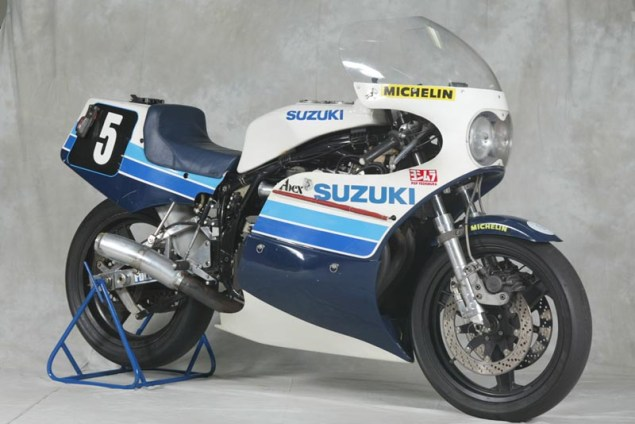 Photos: 33 Years of Suzuki Endurance Road Racing Suzuki GS 1000 1982 635x424