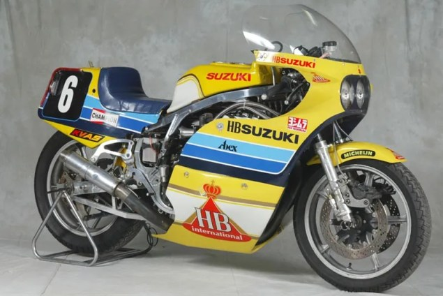 Photos: 33 Years of Suzuki Endurance Road Racing Suzuki GS 1000 1983 635x424
