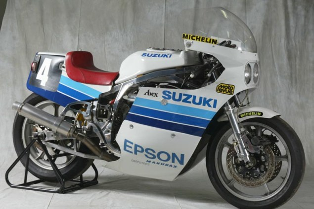 Photos: 33 Years of Suzuki Endurance Road Racing Suzuki GSX 750 1984 635x424