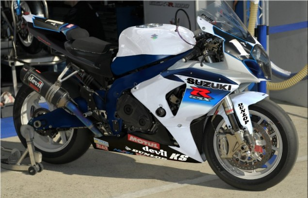 Photos: 33 Years of Suzuki Endurance Road Racing Suzuki GSXR 1000 2010 635x409