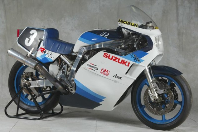 Photos: 33 Years of Suzuki Endurance Road Racing Suzuki GSXR 750 1985 635x424