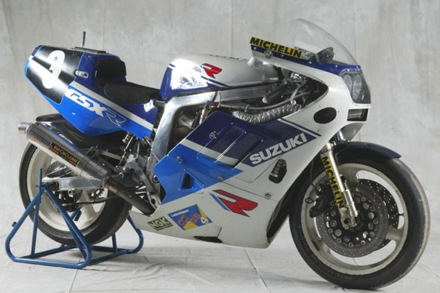 Photos: 33 Years of Suzuki Endurance Road Racing Suzuki GSXR 750 19871 635x424