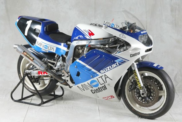 Photos: 33 Years of Suzuki Endurance Road Racing Suzuki GSXR 750 1988 635x424