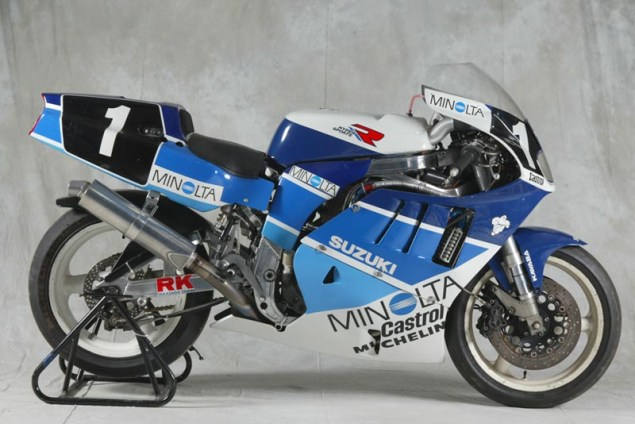 Photos: 33 Years of Suzuki Endurance Road Racing Suzuki GSXR 750 1989 635x424