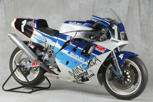 Photos: 33 Years of Suzuki Endurance Road Racing Suzuki GSXR 750 1990 635x424