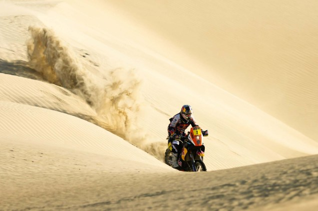 The 2013 Dakar Rally   Peru, Argentina, & Chile cyril despres ktm dakar rally 2012 40 635x421