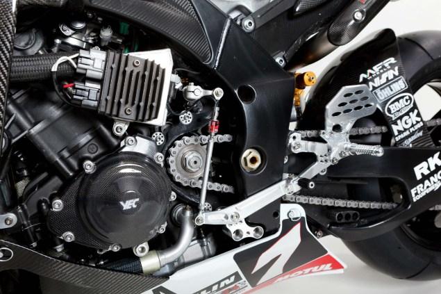 Photos: Yamaha Austria Racing Team (YART) 2012 Yamaha Austria Racing Team YART 17 635x423