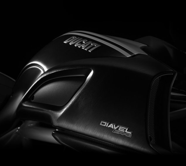 AMG Severs Ties with Ducati after Audi Acquisition Ducati Diavel AMG tank 635x567