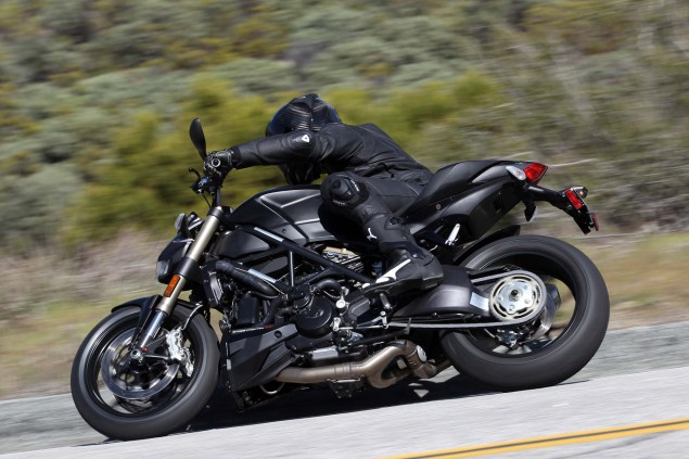 Ride Review: Ducati Streetfighter 848 Ducati Streetfighter 848 Palm Springs test 06 635x423