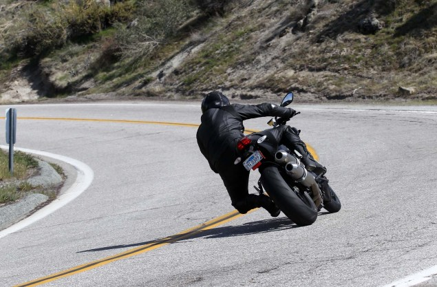 Ride Review: Ducati Streetfighter 848 Ducati Streetfighter 848 Palm Springs test 12 635x417