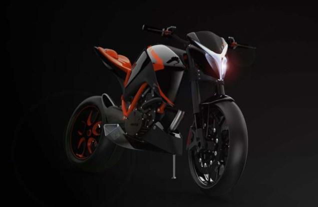 KTM Super Duke 1200 R Concept by Mirco Sapio KTM Super Duke R 1200 concept Mirco Sapio 02 635x414
