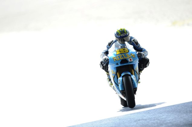 Suzuki Back in MotoGP for the 2014 Season? Rizla Suzuk Motegi MotoGP 635x422