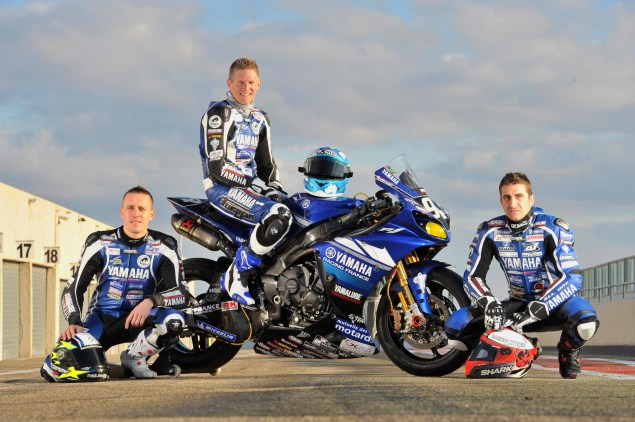 Yamaha Frances World Endurance YZF R1 Yamaha France GMT 94 Michelin Yamalube 02 635x422