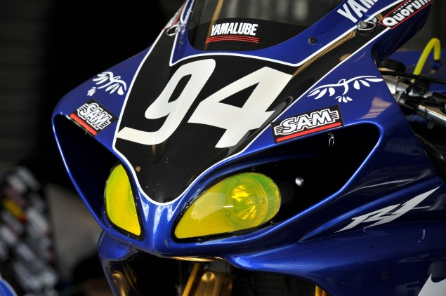 Yamaha Frances World Endurance YZF R1 Yamaha France GMT 94 Michelin Yamalube 14 635x422