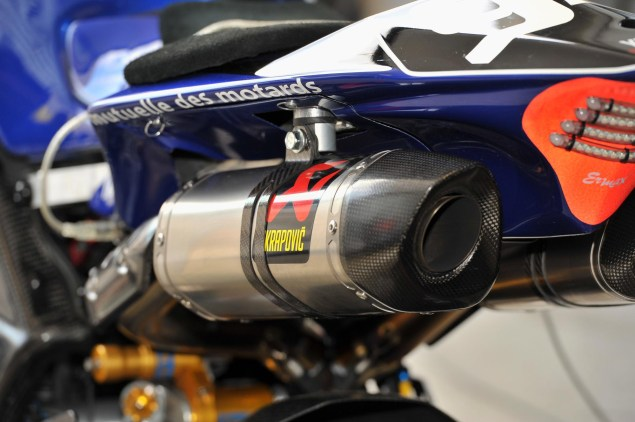 Yamaha Frances World Endurance YZF R1 Yamaha France GMT 94 Michelin Yamalube 15 635x422