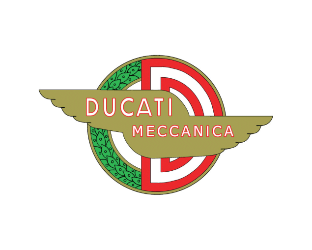Audi to Announce Purchase of Ducati Next Week ducati meccanica logo 635x508