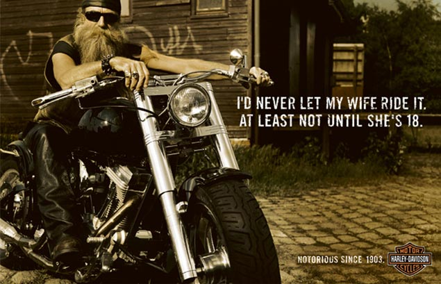 MIC Leaks Harley Davidsons Q1 Sales Figures harley davidson ad