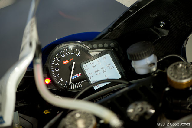 MotoGP: CRTs 14 MPH Slower Than Prototypes at Losail qatar gp 2012 scott jones ApriliaDash1