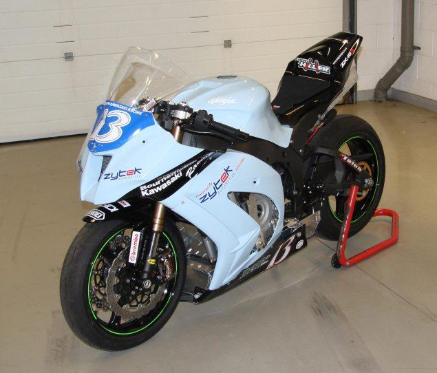 IOMTT: Kawasaki Zytek ZX10ev Not Racing in TT Zero Kawasaki Zytek ZX10ev 635x542
