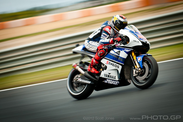 Photo of the Week: The Devil You Know photo of the week jorge lorenzo estoril motogp scott jones