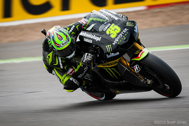 MotoGP: British GP Gives Vital Confidence Boosters cal crutchlow silverstone british gp