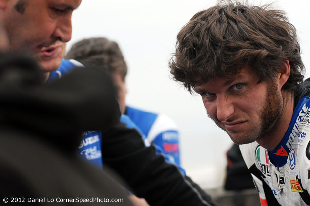 Trackside Tuesday: Good Man guy martin 635