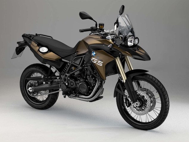 2013 BMW F800GS Gets Modest Updates 2013 BMW F800GS 01 635x476