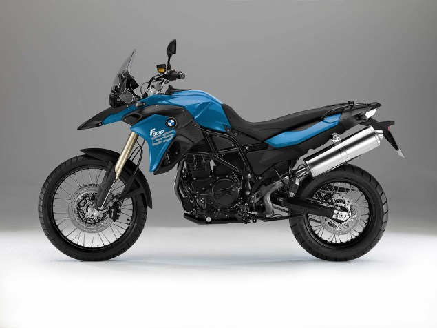2013 BMW F800GS Gets Modest Updates 2013 BMW F800GS 07 635x476