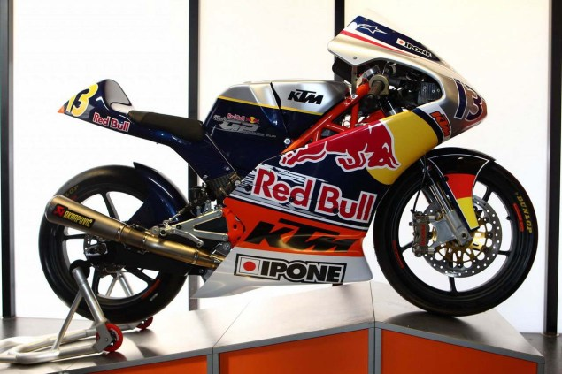 2013 KTM Moto3 250 GPR Production Race Bike 2013 KTM Moto3 250 GPR Production Racer 8 635x423