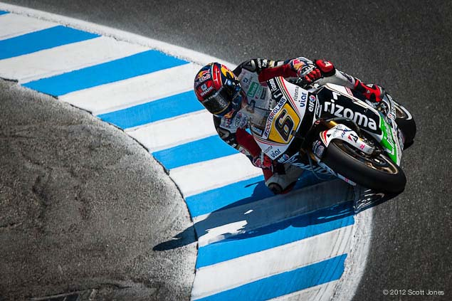 Sunday at Laguna Seca with Scott Jones Laguna Seca MotoGP US GP 2012 Scott Jones 12
