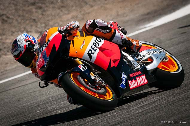 Sunday at Laguna Seca with Scott Jones Laguna Seca MotoGP US GP 2012 Scott Jones 20