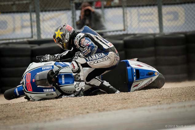 Sunday at Laguna Seca with Scott Jones Laguna Seca MotoGP US GP 2012 Scott Jones 24