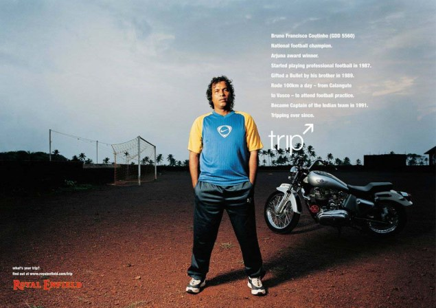 Royal Enfield Understands Motorcycle Branding Royal Enfield Tripping ads 01 635x448