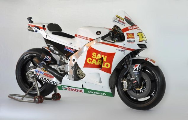 San Carlo Gresini Honda Returns to White Livery San Carlo Gresini Honda RC213V white 635x407