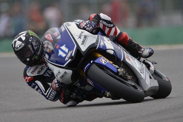 MotoGP: Yamahas Dominate Qualifying at Brno Ben Spies Yamaha MotoGP Brno 635x423