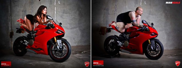 Photos: seDUCATIve vs. MANigale MotoCorsa seDUCATIve MANigale photo comparison 03 635x237