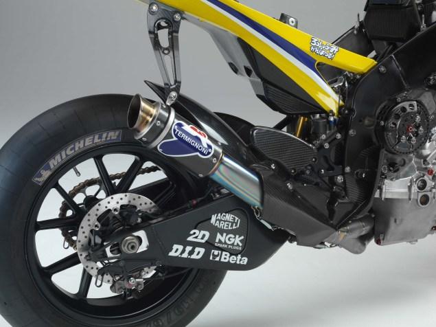 XXX: Valentino Rossis 2006 Yamaha YZR M1 Valentino Rossi 2006 Yamaha YZR M1 hi res 14 635x476