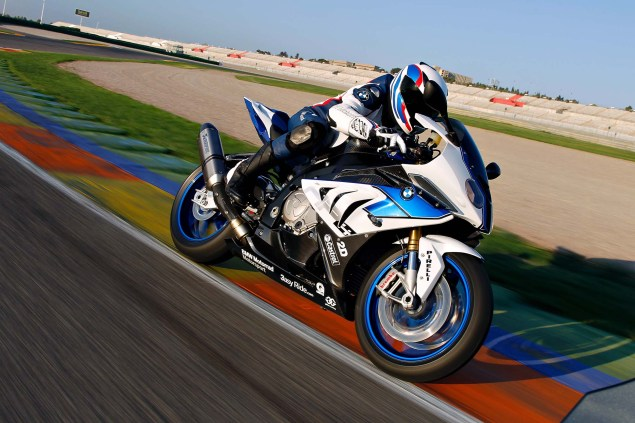 BMW HP4 Mega Gallery + Video 2013 BMW S1000RR HP4 11 635x423