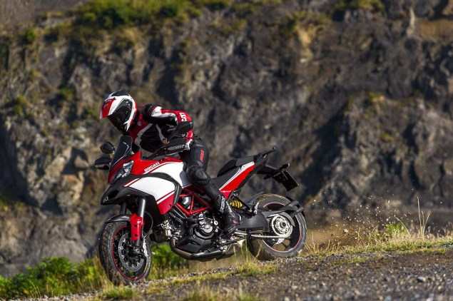 Confirmed: Ducati Multistrada 1200 Features Dual Spark Motor   Sachs Suspension & More Photos 2013 Ducati Multistrada 1200 16 635x422