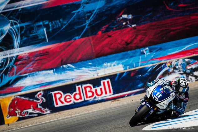 Official: Ben Spies & Andrea Iannone to Pramac Ducati Ben Spies MotoGP Laguna Seca Red Bull Scott Jones