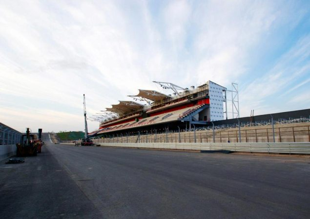 MotoGP: Austin GP in Doubt as Schwantz Sues COTA Circuit of the Americas construction 1 635x448