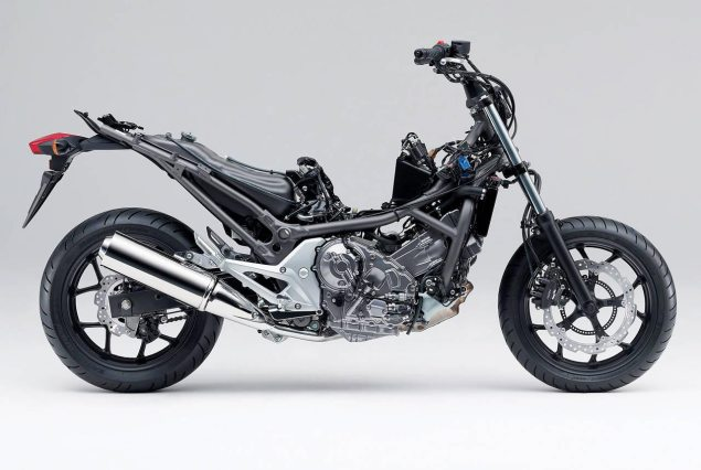 Recall: 2012 Honda NC700X for Chain Failure Honda NC700X chassis 635x426