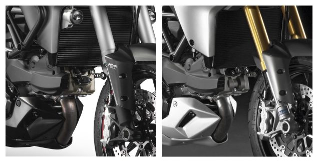Second Generation Ducati Testastretta 11° Gets Dual Spark? Multistrada 1200 head comparison 635x323