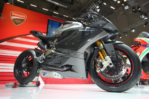 Ducati 1199 Panigale RS13 Priced at €134,900  2013 Ducati 1199 Panigale RS13 02 635x423