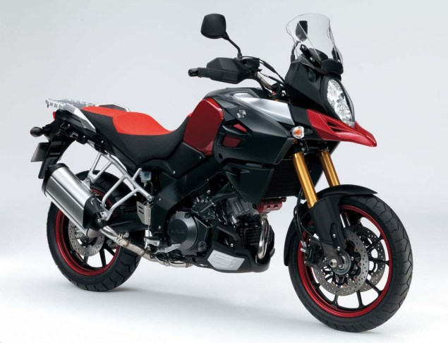 Suzuki V Strom 1000 Concept   Coming in 2014? 2014 Suzuki V Strom 1000 concept 01 635x486