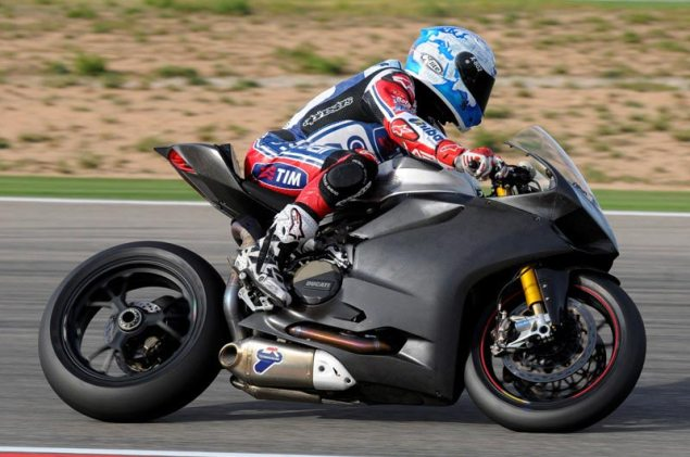 WSBK: Althea Racing and Ducati Corse Part Ways Carlos Checa Ducati 1199 Panigale 635x421