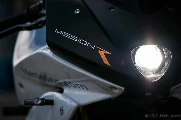 Layoffs Reported at Mission Motors Mission Motors Mission R test ride 06