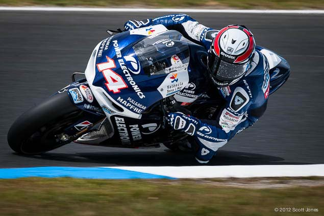 Saturday at Phillip Island with Scott Jones Saturday Phillip Island MotoGP Scott Jones 15
