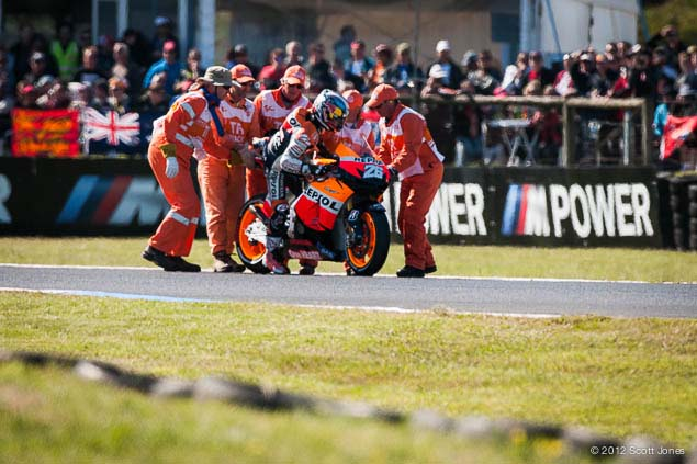 Sunday at Phillip Island with Scott Jones Sunday Phillip Island MotoGP Scott Jones 10